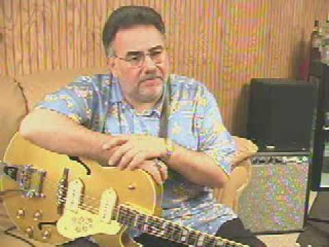 Duke Robillard Guitar Lesson
