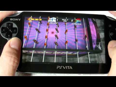 PS Vita: Foosball 2012 Review