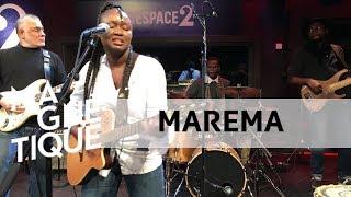 Scènes Magnétique: Marema (17 novembre 2017)