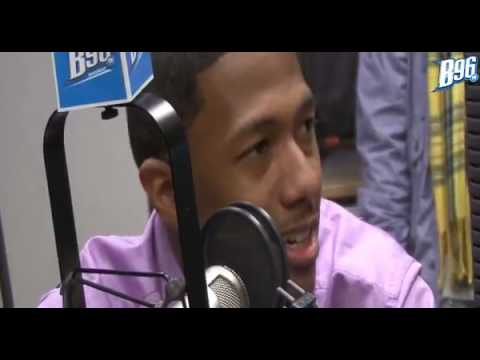 Nick Cannon LIVE IN-STUDIO with Mariah Carey