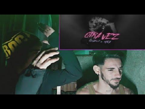 Diablo, KHEA - Otra Vez (Official Video)(Reacción)
