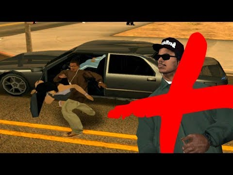 Хванах си гадже и убих Ryder! - GTA San Andreas #9 streaming vf