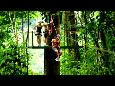 Canopy Safari is the pioneering canopy tour operator in the