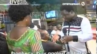 Prophet TB Joshua Prophecy Time Words of Knowledge Mass Prayer Sunday 22 Sept 13 Emmanuel TV SCOAN