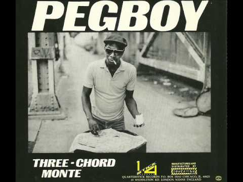 Pegboy - Not What I Want