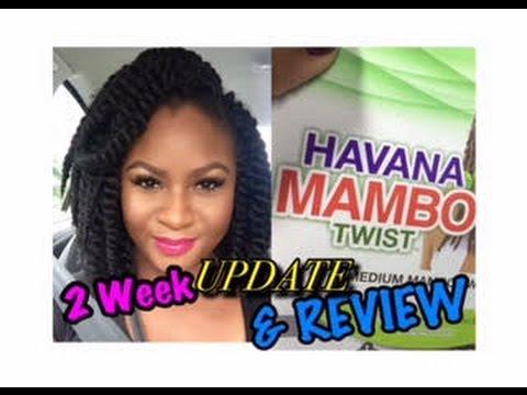 Havana Mambo Twists 2 Week Update/Review