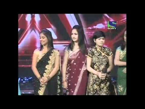 X Factor India - Seema Jha wins Performer of the week one more...