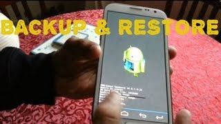 Samsung Galaxy Note 2 Backup & Restore Tutorial
