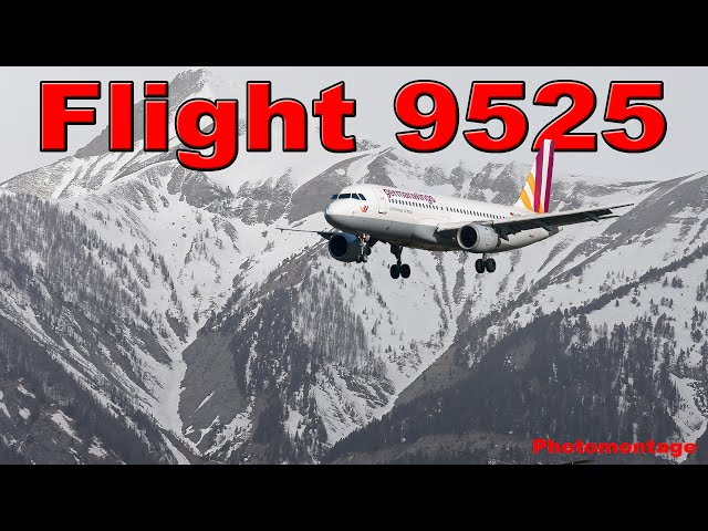 Plane Crash Germanwings French Alps - Co-Pilot Caused Accident