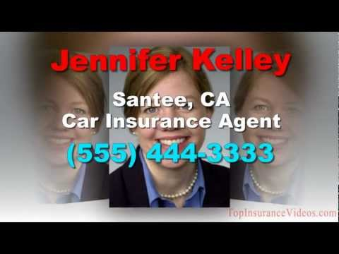 Car Insurance Sample Video - (619) 663-3730