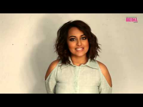 Bridal Mantra Magazine 2015 - Sonakshi Sinha Photo Shoot
