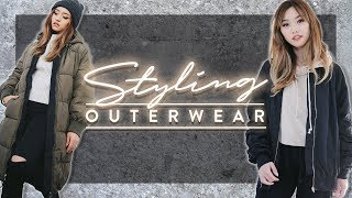 How I Style Outerwear