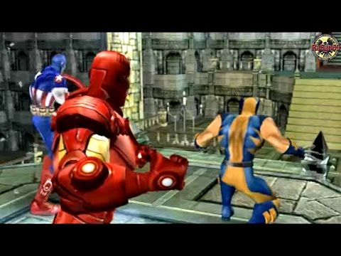 Marvel Ultimate Alliance walkthrough part 58 thumbnail