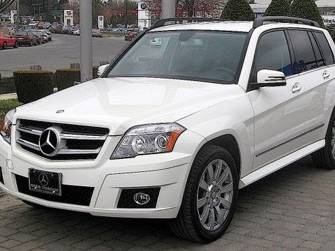Roadfly Com 2010 Mercedes Benz Glk 350 Road Test Review