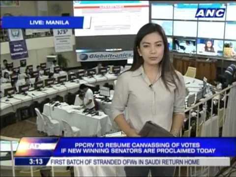 PPCRV to resume release of poll results after proclamation