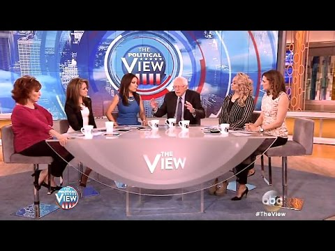 "Bernie Sanders ""The View"" - Watch Full Interview!"