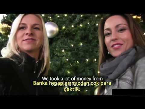 Para karşılığı grup yapma teklifini kabul ediyorlar (türkçe altyazılı) #1