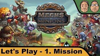 Mechs vs. Minions - Short Fuse - 1. Mission - Let