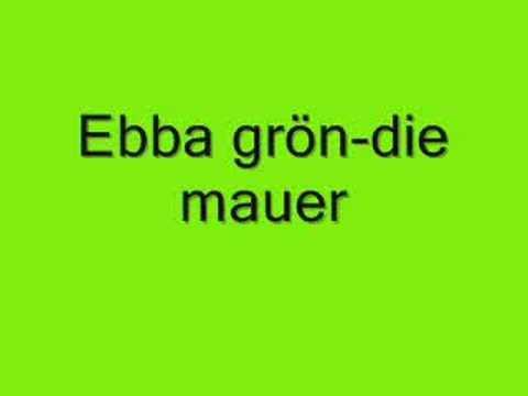 Ebba Gron - Flyger
