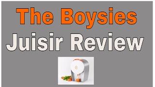 Episode 2 - JUISIR - The Juicer - Kickstarter Reviews