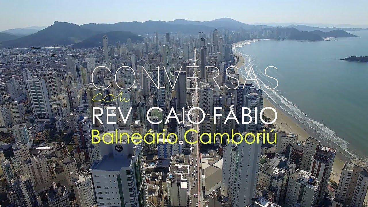 Teaser: Conversas com Caio - Balneário Camboriú! - 18 e 19 de maio!