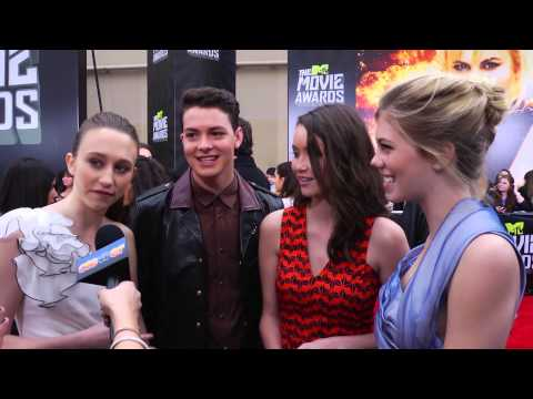 The Bling Ring Cast Talks Emma Watson at 2013 MTV Movie Awards!