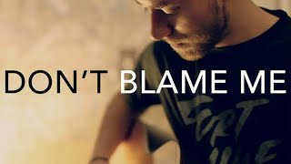 Download Lagu Taylor Swift - Don't Blame Me (acoustic cover) Gratis STAFABAND