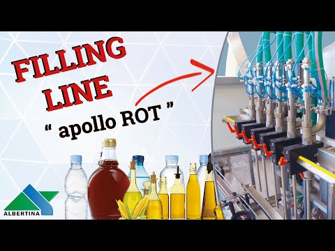 Albertina - filling machine Polaris ROT