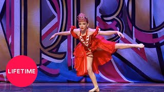 "Dance Moms: Kendall's Candy Apple Solo Dance - ""Queen of Hearts"" (Season 2) 