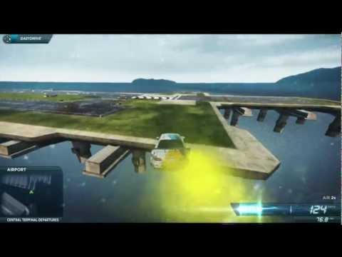 Need for Speed: Most Wanted (2012) Terminal Velocity, Movie Legends, NFS Legends DLC Gameplay