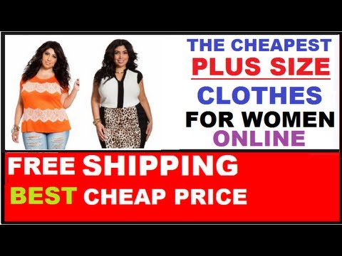 Cute Plus Size Clothes: Buy Plus Size Clothing For Women - Best Plus Size Clothing Stores