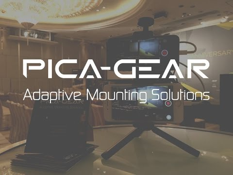 Pica-Pod by Pica-Gear - Adaptive Mounting Solution - Review and Hands-on