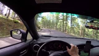 2014 Subaru BRZ - POV Driving in the Black Hills