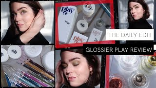 VLOG WEEK #2: Glossier Play First Impressions | THE DAILY EDIT | The Anna Edit