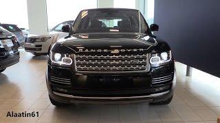2017 Land Rover Range Rover L - In Depth Review Interior Exterior