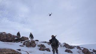 ATAK helikopterinden terör örgütü PKK hedefine ilk cirit füzesi