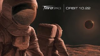 The intersection of art, science and space - Orbit 10.22