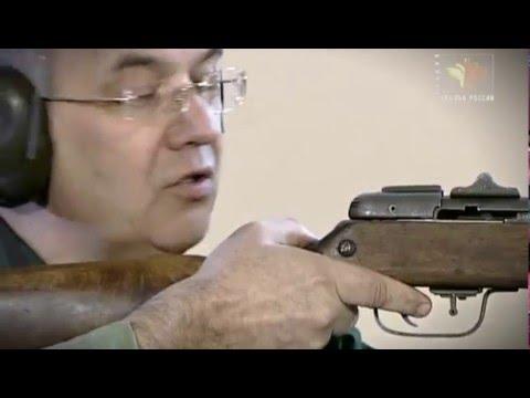 Стрелковое оружие Второй Мировой войны. 1 серия