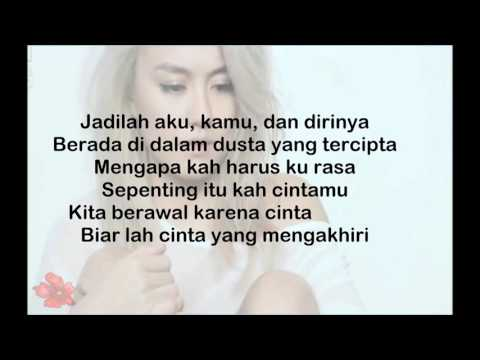 download lagu AGNEZ MO  - Sebuah Rasa ( Lyrics) gratis