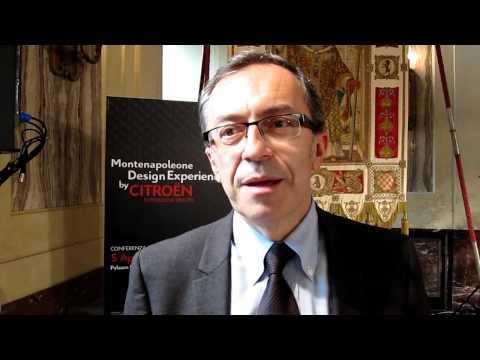 Massimo Borio presenta la Montenapoleone Design Experience by Citroen