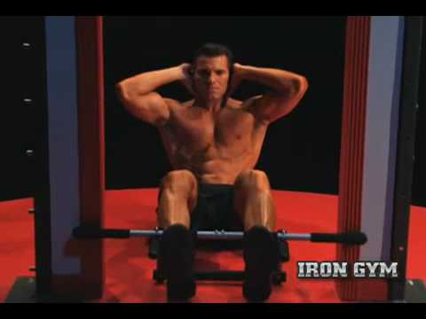 IRON GYM Commercial - As Seen on TV review