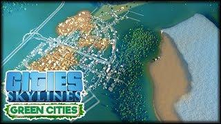 Mein erstes Szenario im neuen Addon Green Cities | Cities: Skylines Green Cities #01