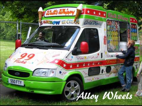 Luton s Favourite Ice Cream Van