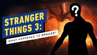 Stranger Things Season 3: What Happened to [SPOILER]?