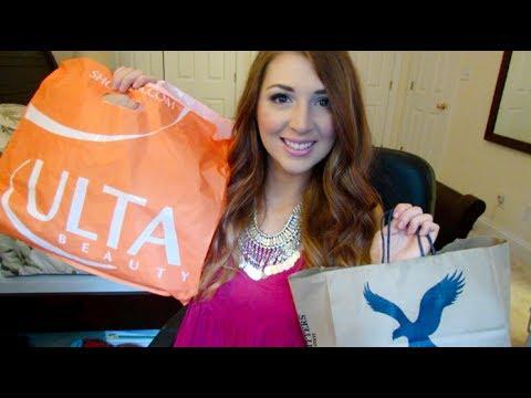 Ulta and Fashion Haul!