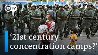 UN calls for inquiry into Uighur detention centers in China | DW News