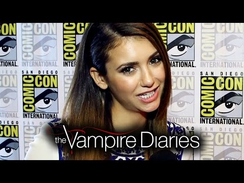 Nina Dobrev Interview: Comic Con 2014