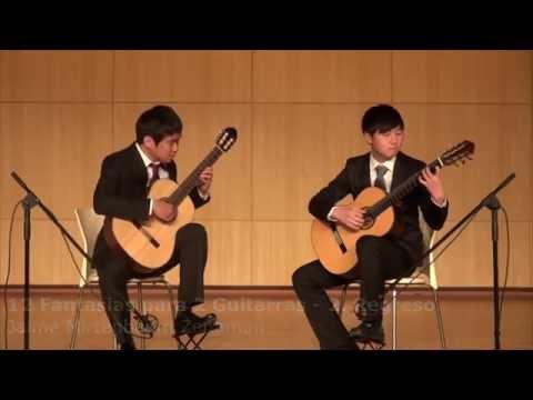 Jaime M Zenamon - 12 Fantasias Para 2 Guitarras 01 Madrugada