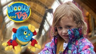 Woolly and Tig - New People, New Places | Full Episodes | Kids TV Show | Toy Spider