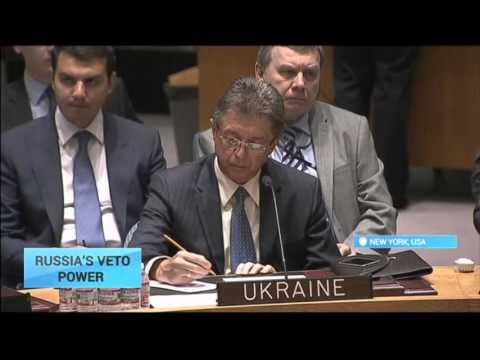 Russia's Veto Power: Ukraine Spearheads Campaign To Strip Russia Of Its UN Veto Power